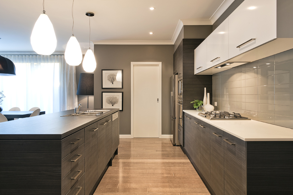 Display Home Kitchen Pictures