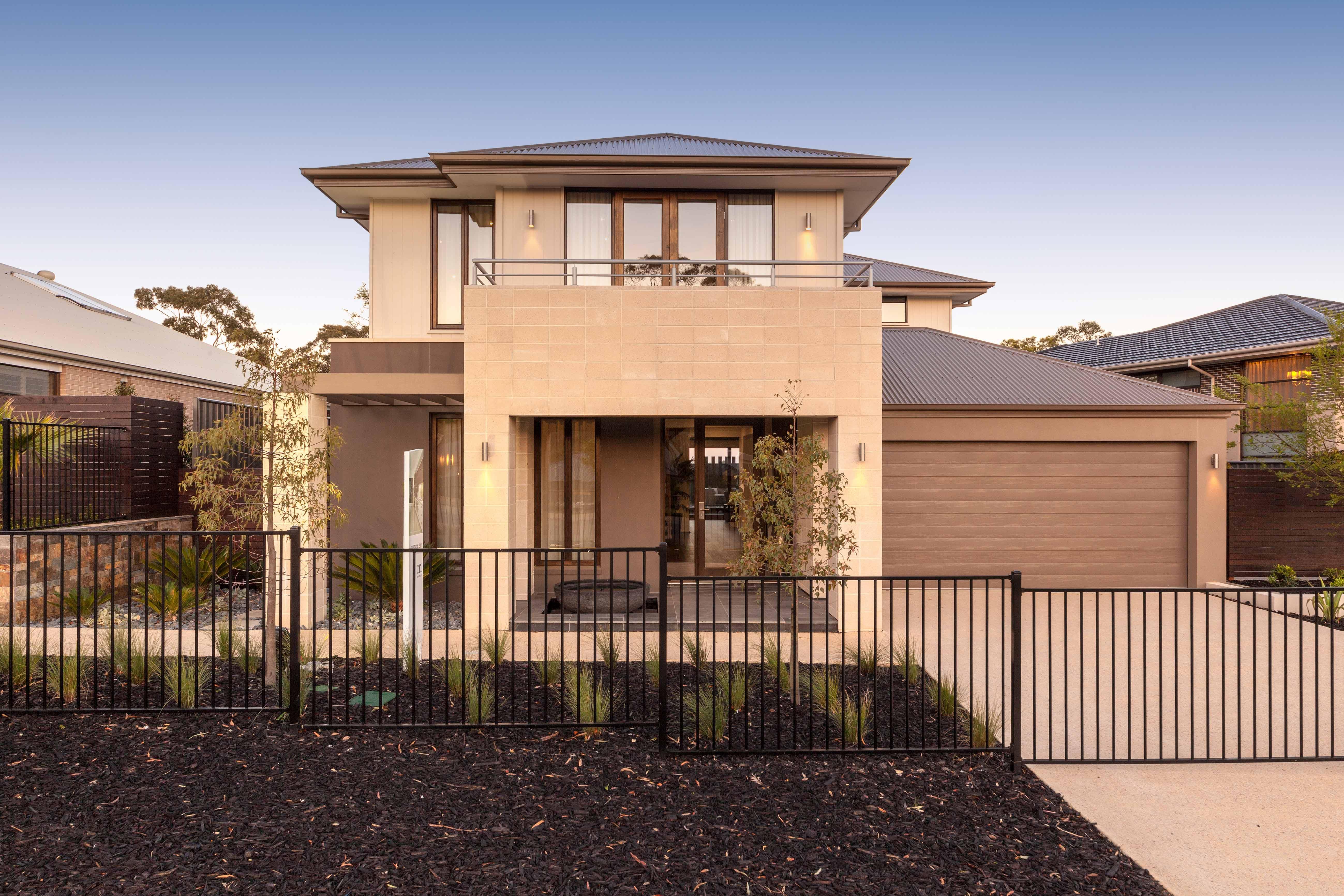 Metricon homes blackwood park for Glendale house